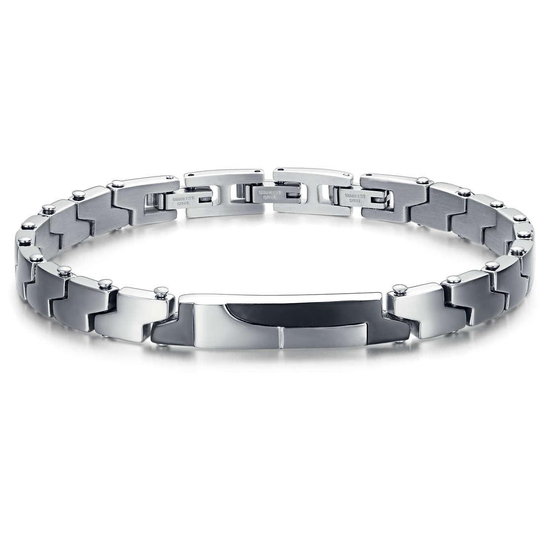 bracelet homme bijoux Luca Barra LBBA589