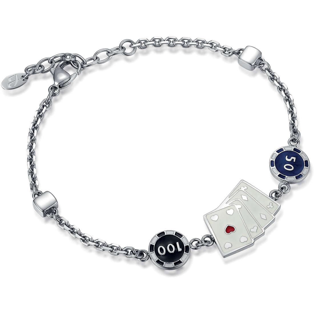 bracelet homme bijoux Luca Barra LBBA594
