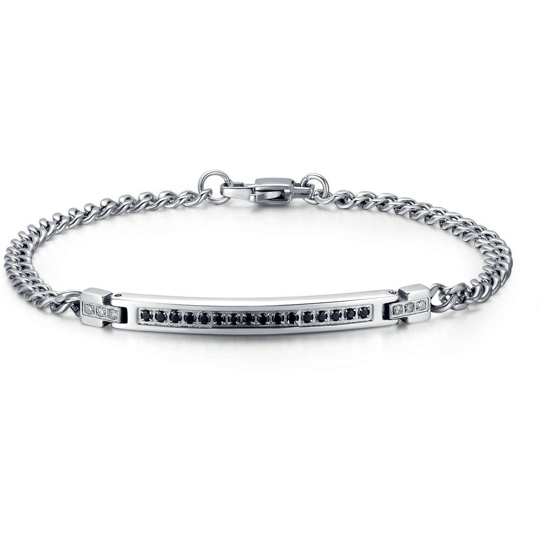bracelet homme bijoux Luca Barra LBBA605