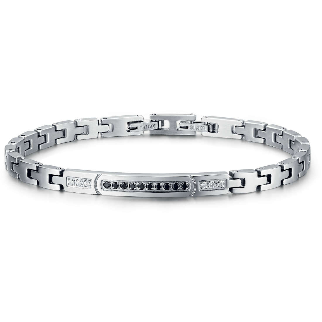 bracelet homme bijoux Luca Barra LBBA607