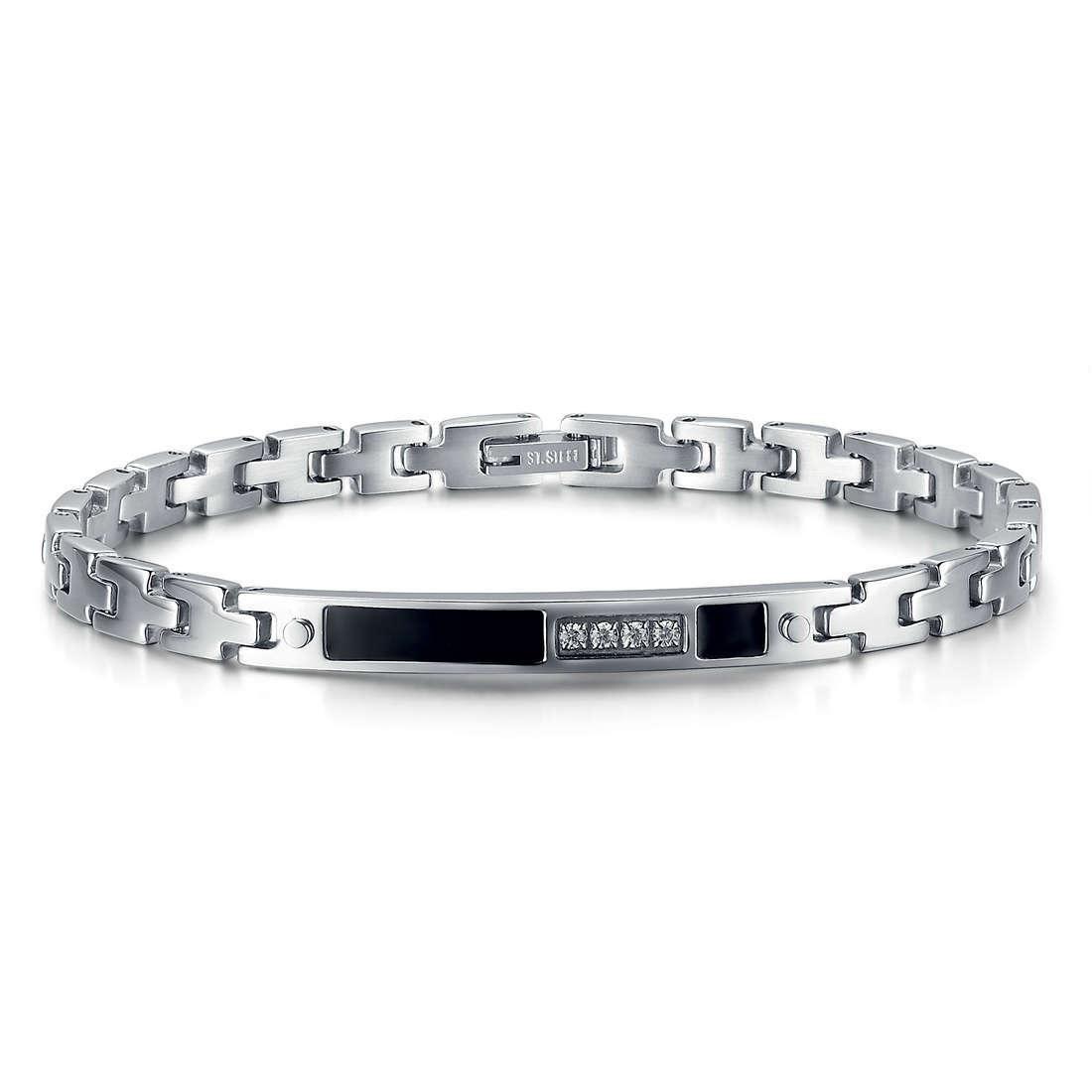 bracelet homme bijoux Luca Barra LBBA620