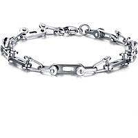 bracelet homme bijoux Luca Barra LBBA642