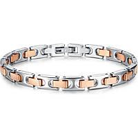 bracelet homme bijoux Luca Barra LBBA735