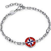 bracelet homme bijoux Luca Barra LBBA756