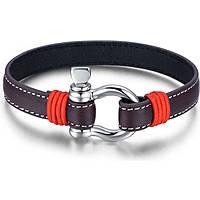 bracelet homme bijoux Luca Barra LBBA816