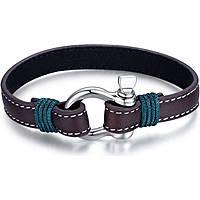 bracelet homme bijoux Luca Barra LBBA822