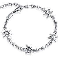 bracelet homme bijoux Luca Barra Sailor LBBA801