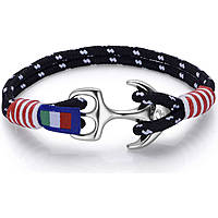 bracelet homme bijoux Luca Barra Sailor LBBA886