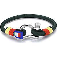bracelet homme bijoux Luca Barra Sailor LBBA896