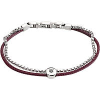 bracelet homme bijoux Marlù Class 4BR1713RB