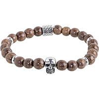 bracelet homme bijoux Marlù Dark 13BR042LE