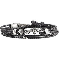 bracelet homme bijoux Marlù Love The Sea 13BR045N