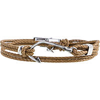 bracelet homme bijoux Marlù Love The Sea 13BR046MC