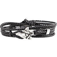 bracelet homme bijoux Marlù Love The Sea 13BR047N