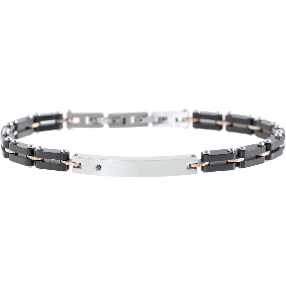 bracelet homme bijoux Marlù Man Class 4BR1734