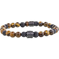 bracelet homme bijoux Marlù Man Trendy 4BR1754-L
