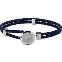 bracelet homme bijoux Maserati JM416AIK12