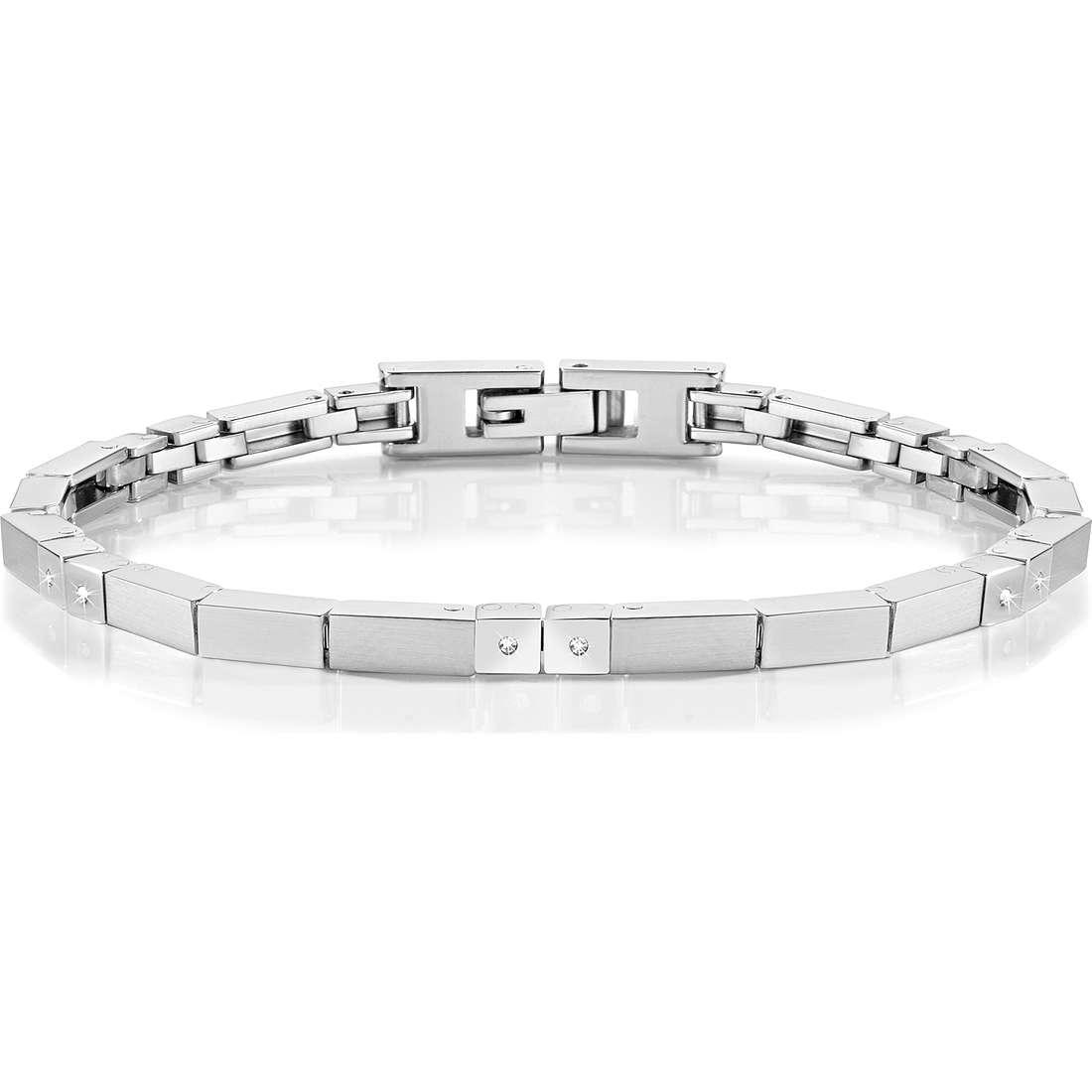 bracelet homme bijoux Morellato Alfa SAEV19