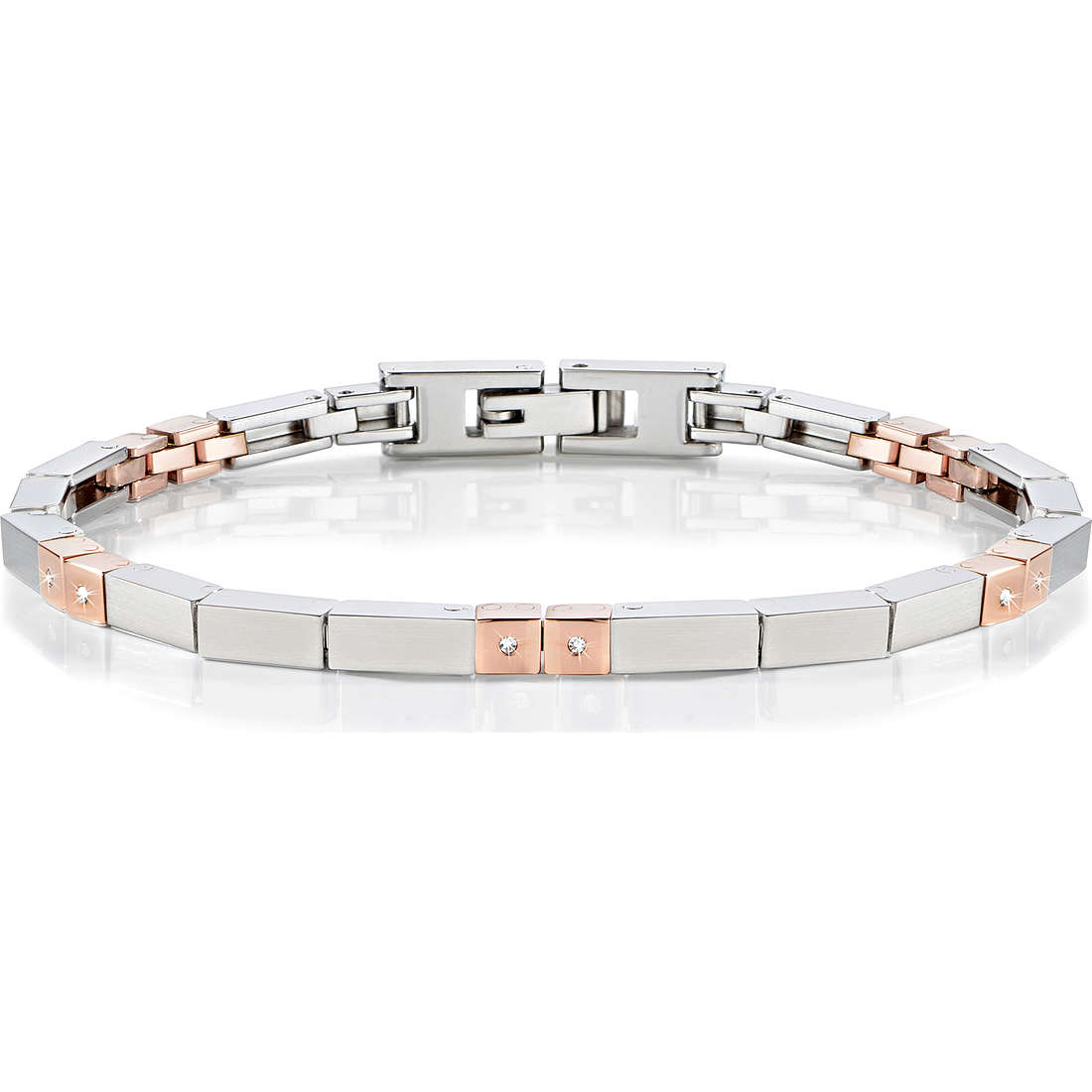 bracelet homme bijoux Morellato Alfa SAEV20
