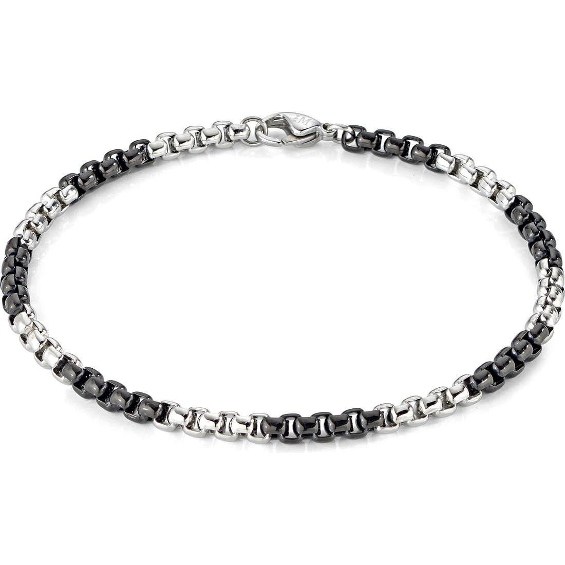 bracelet homme bijoux Morellato Alfa SAEV22