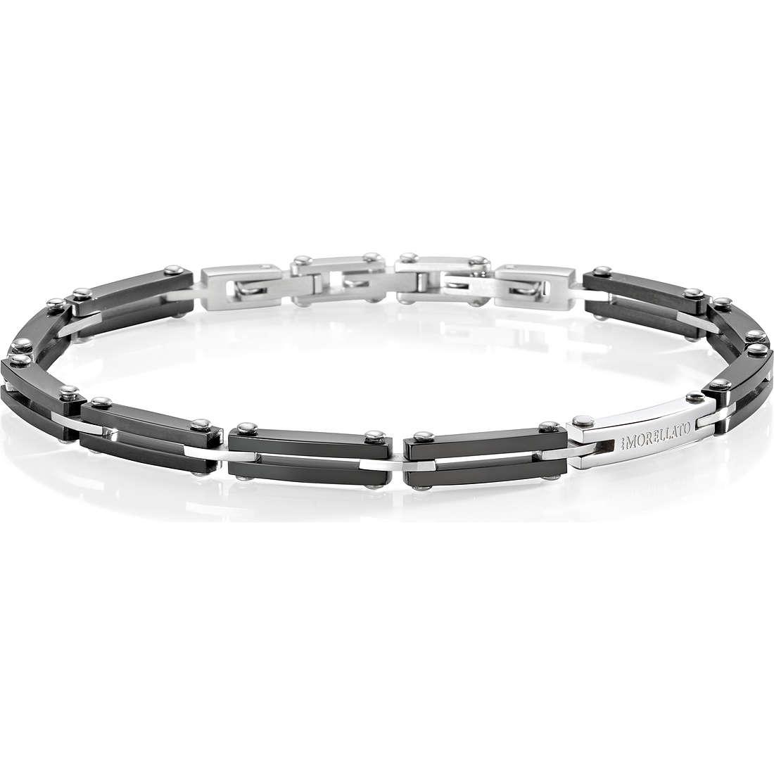 bracelet homme bijoux Morellato Alfa SAEV25