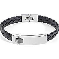 bracelet homme bijoux Morellato Black & White SJT08
