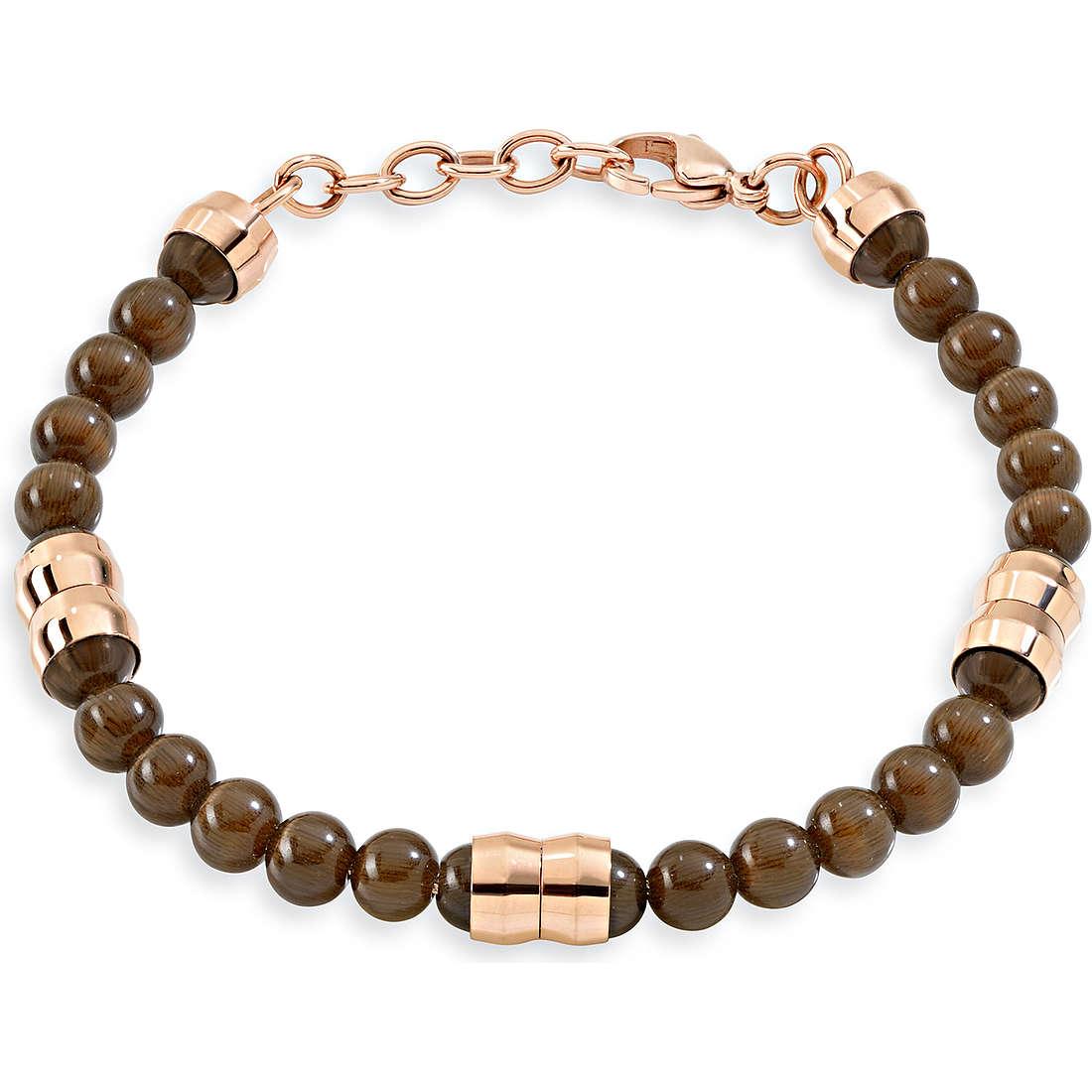 bracelet homme bijoux Morellato Boules SACT03