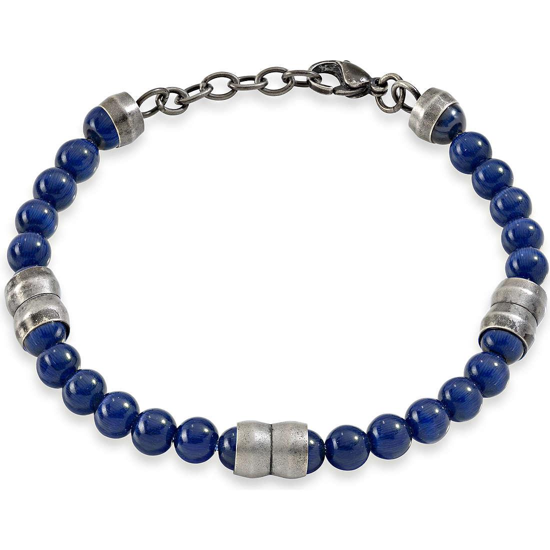 bracelet homme bijoux Morellato Boules SACT04