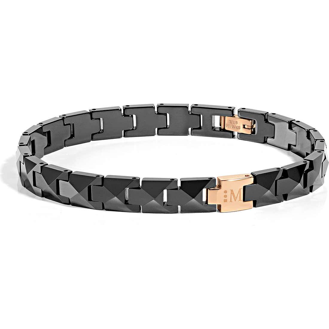 bracelet homme bijoux Morellato Boules SACU03