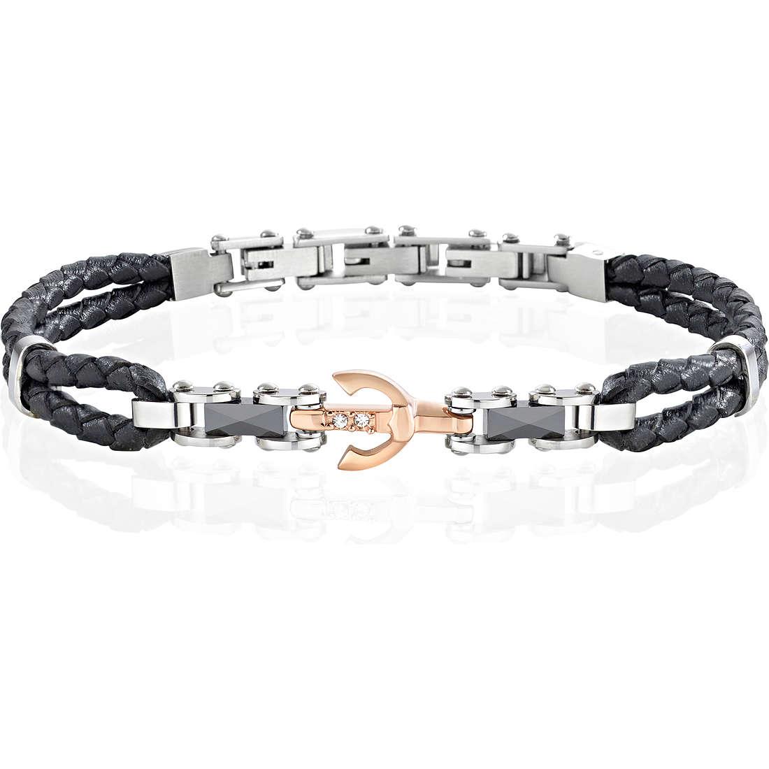 bracelet homme bijoux Morellato Ceramic SAEV31