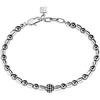 bracelet homme bijoux Morellato Ematite SAHT12