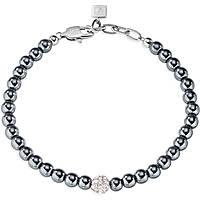 bracelet homme bijoux Morellato Ematite SAHT15