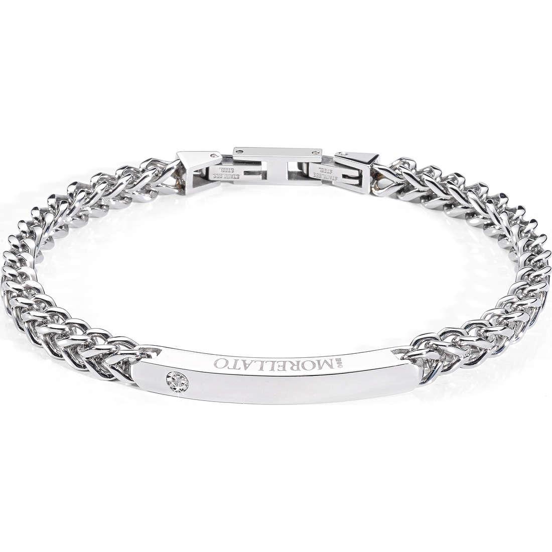bracelet homme bijoux Morellato Groumette SJT06