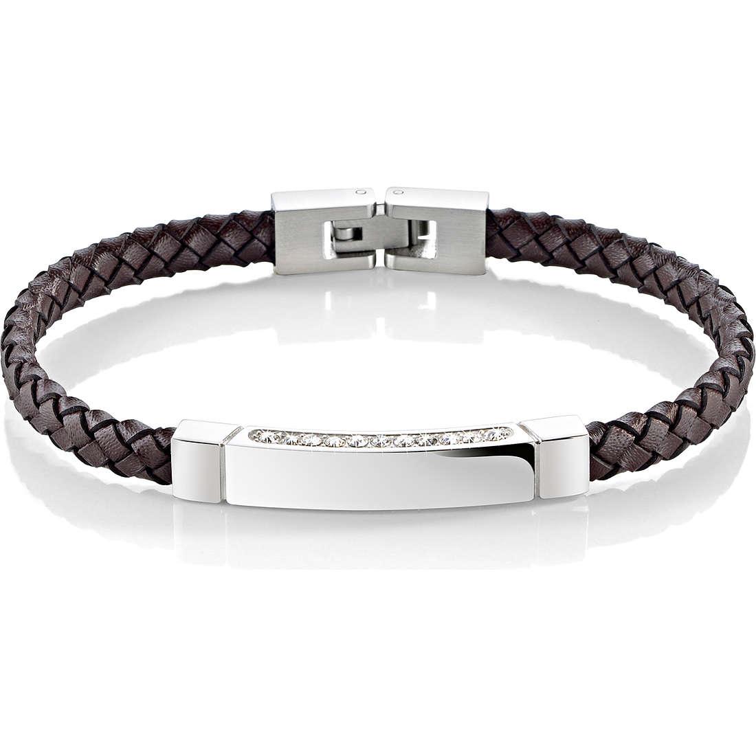 bracelet homme bijoux Morellato Moody SAEV33