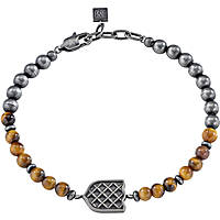 bracelet homme bijoux Morellato Nobile SAKB12