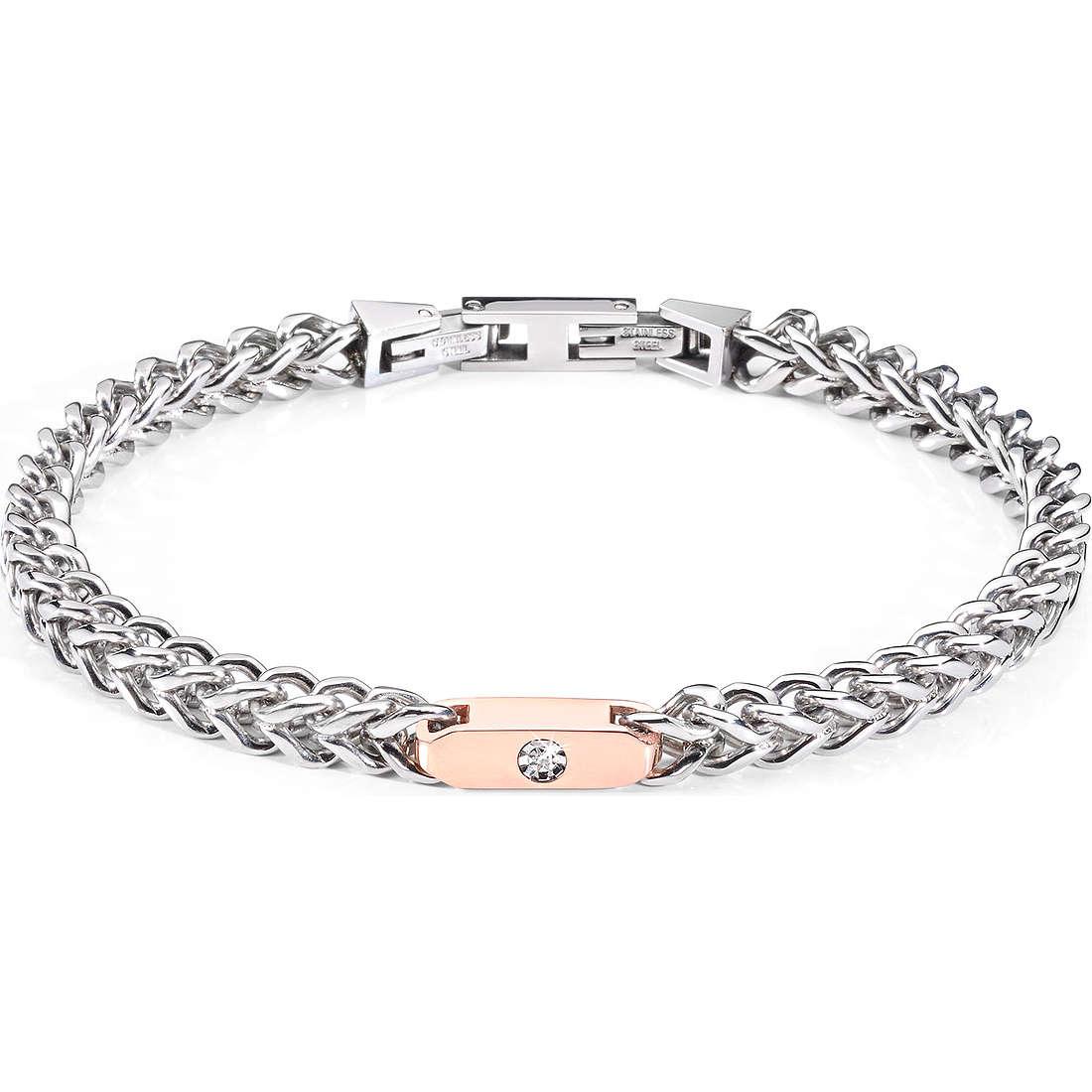 bracelet homme bijoux Morellato SJT03