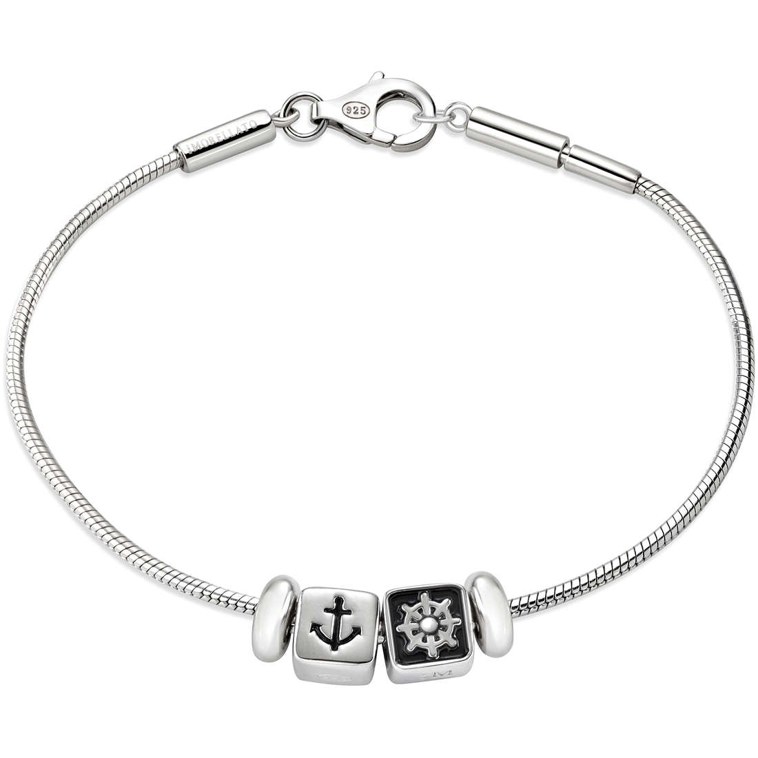 bracelet homme bijoux Morellato Solomia SAFZ139