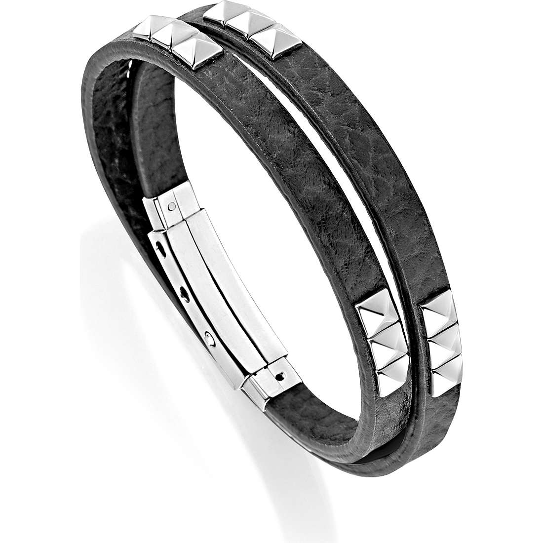 bracelet homme bijoux Morellato Studs SADT04
