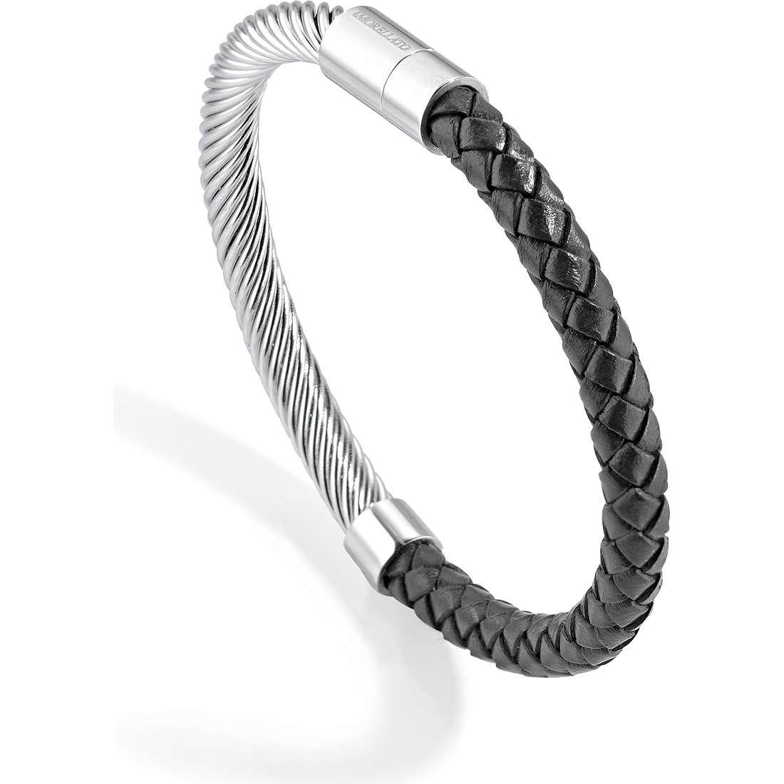 bracelet homme bijoux Morellato Studs SADT06