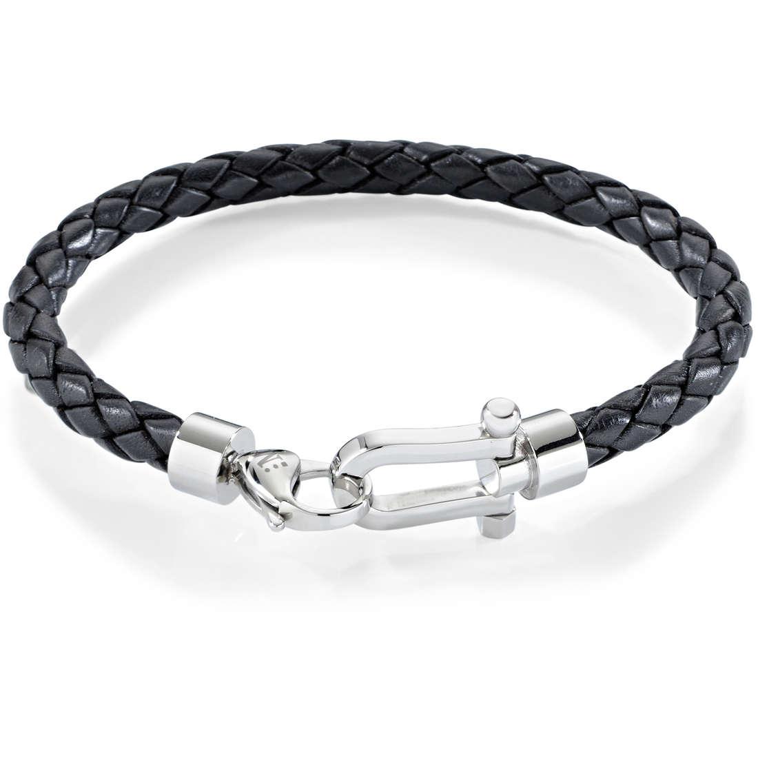 bracelet homme bijoux Morellato Vela SAHC05
