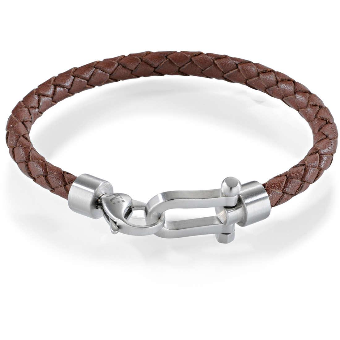 bracelet homme bijoux Morellato Vela SAHC06