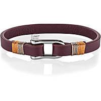 bracelet homme bijoux Morellato Vela SAJC07