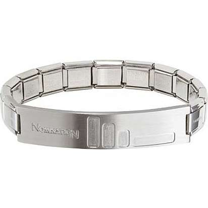 bracelet homme bijoux Nomination Trendsetter 021108/008/003