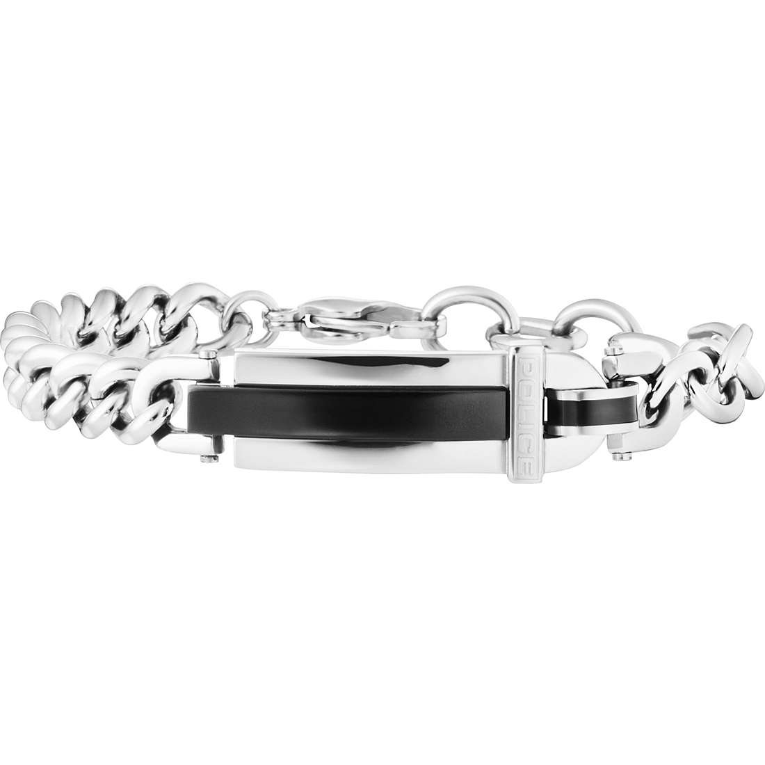 bracelet homme bijoux Police Descent S14AFH01B