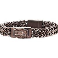 bracelet homme bijoux Police P-Link S14AGS03B