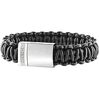 bracelet homme bijoux Police Roman S14AGV01B