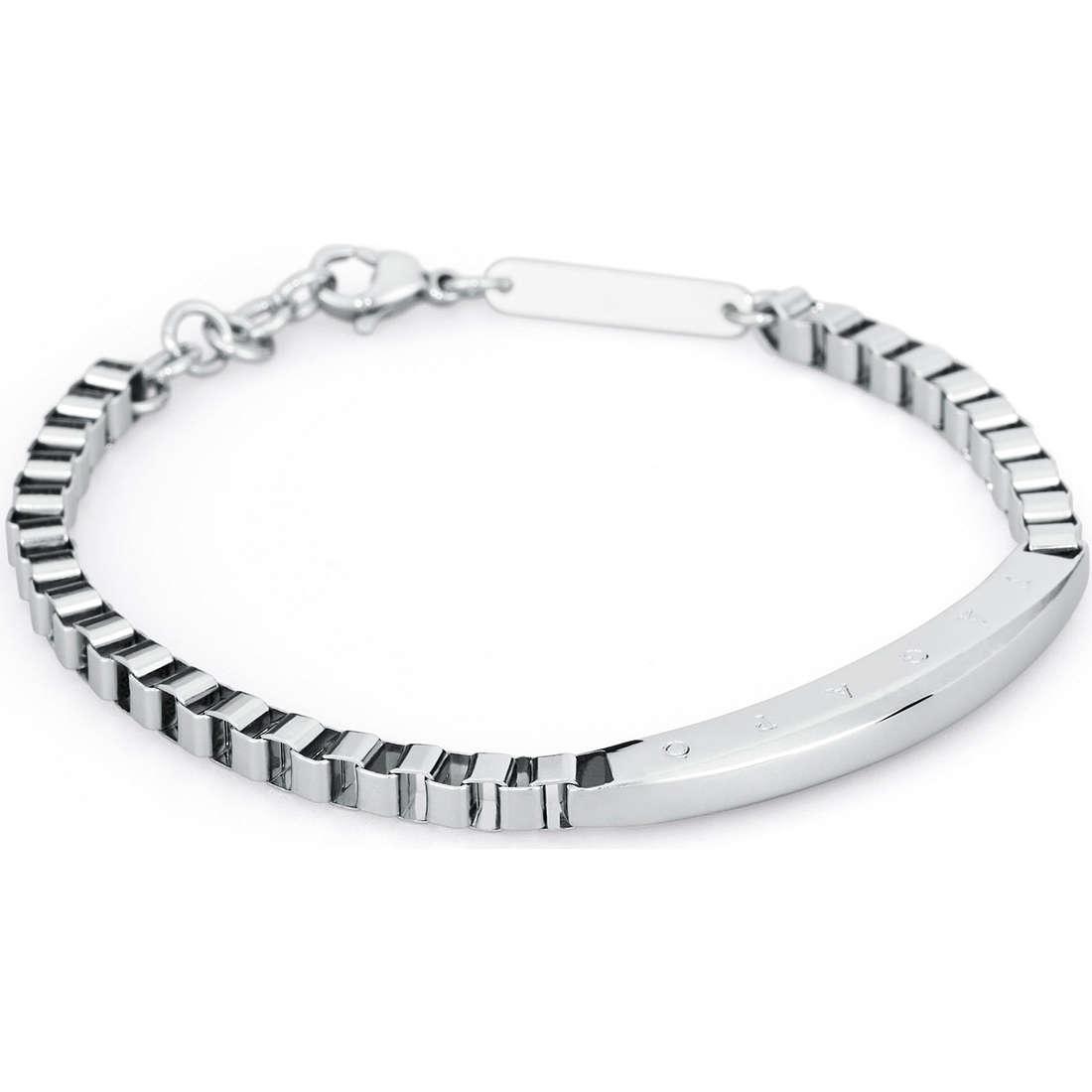 bracelet homme bijoux Sagapò Bridge SBG11