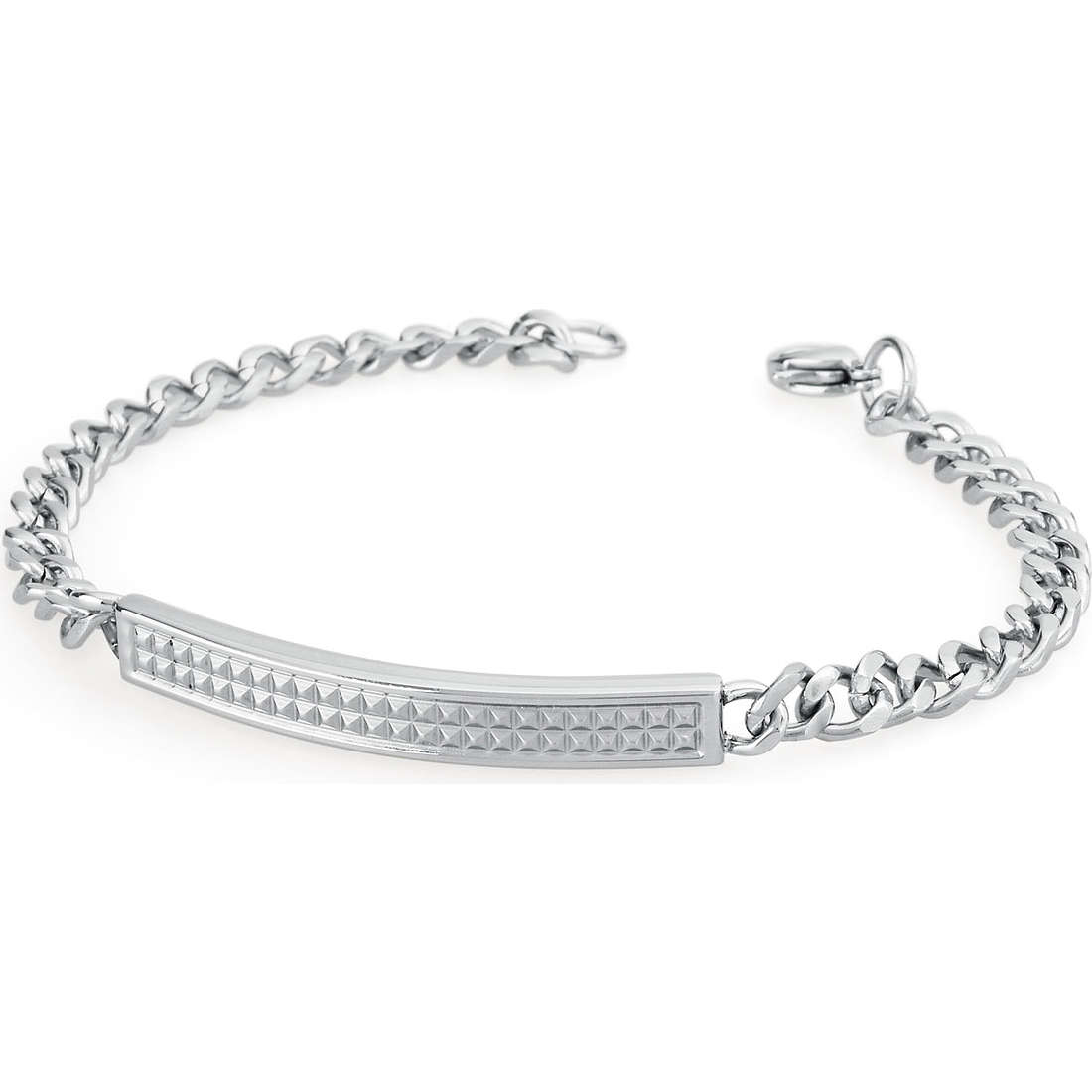 bracelet homme bijoux Sagapò Bronx SBR13