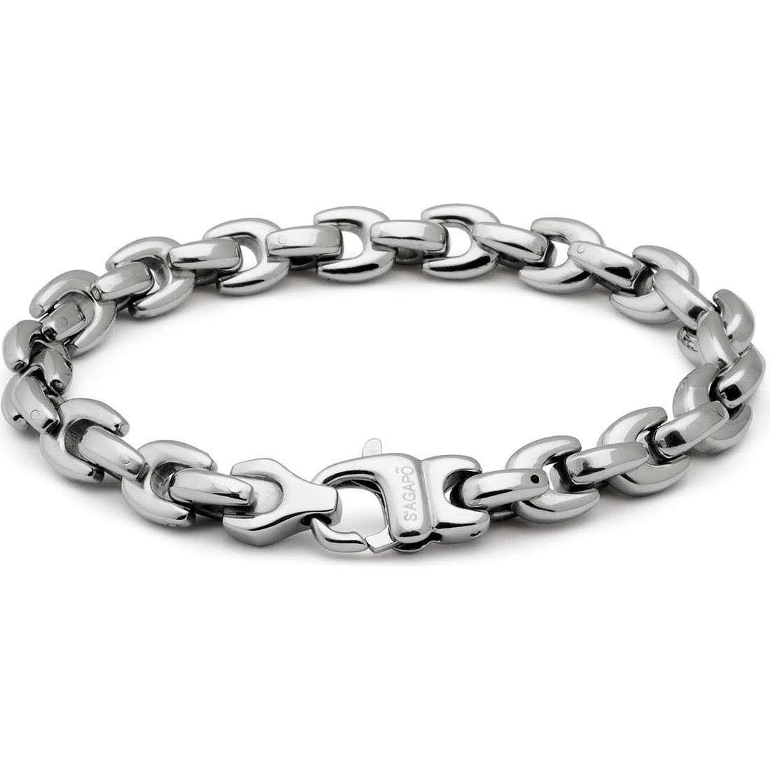 bracelet homme bijoux Sagapò Panama SPA18