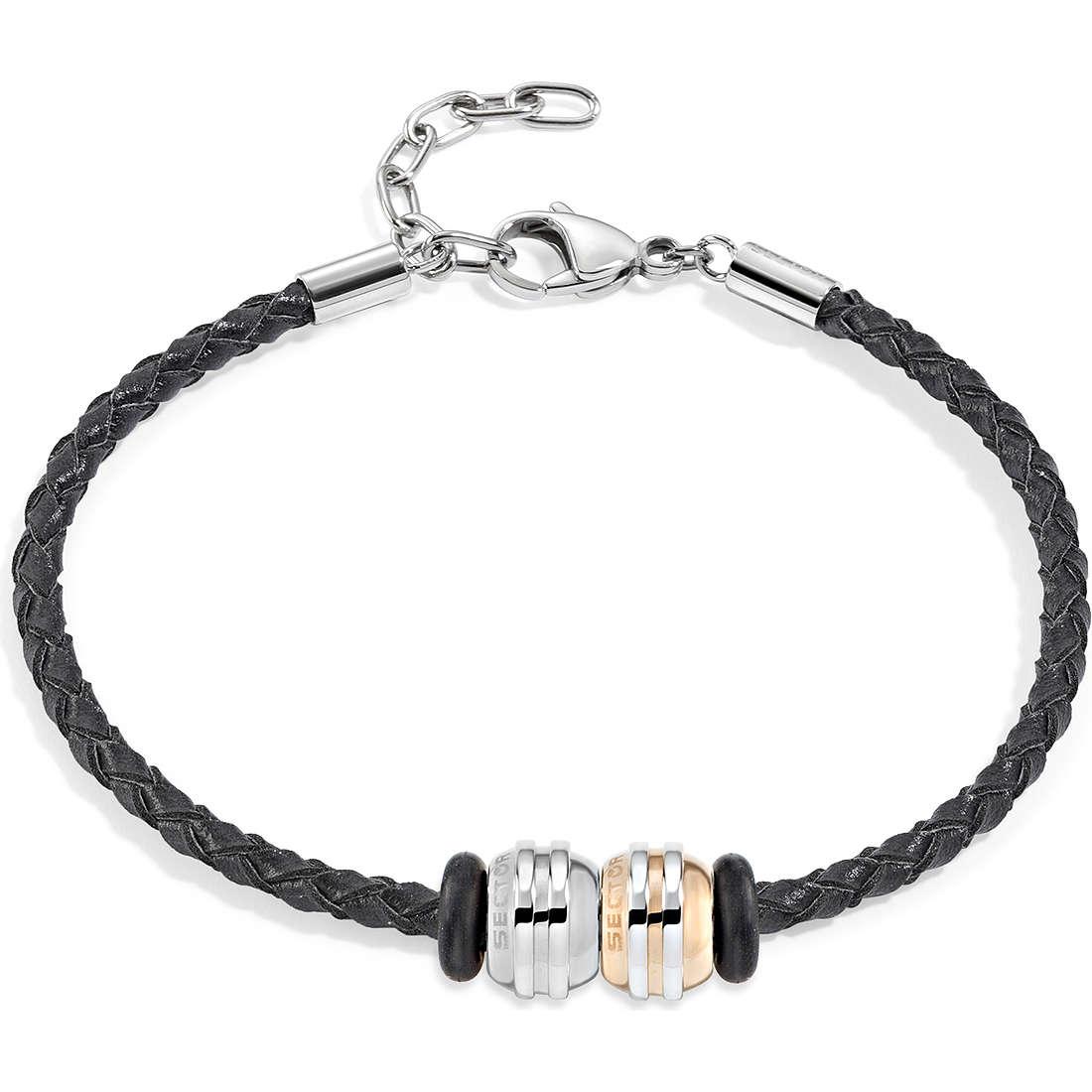 bracelet homme bijoux Sector ACE SAAL129